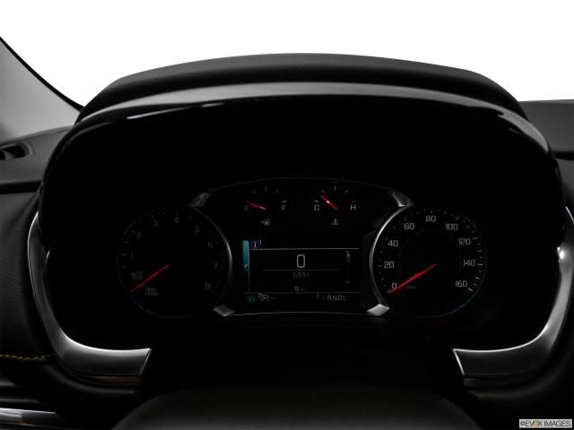 Speedometer/tachometer.
