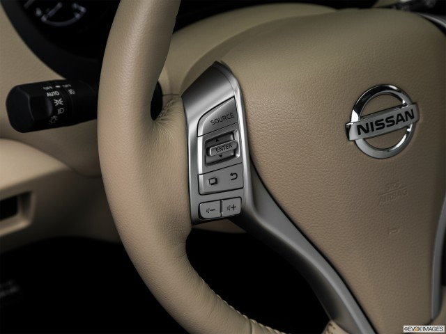 Steering Wheel Controls (Left Side)