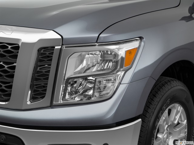 Drivers Side Headlight.