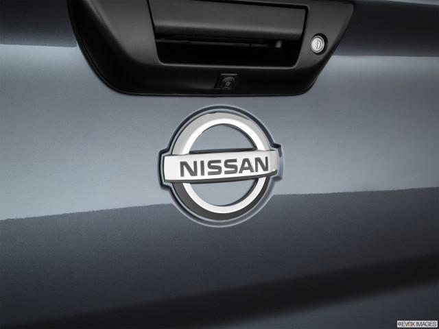 Rear manufacture badge/emblem