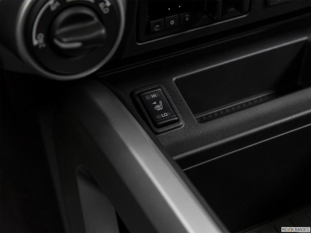 Heated Seats Control