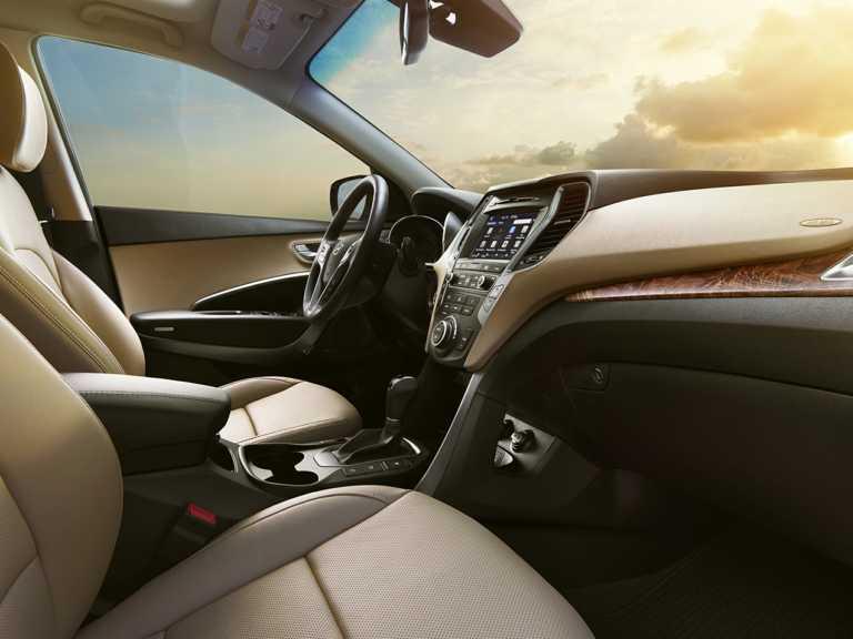 2018 Hyundai Santa Fe 4dr Front-wheel Drive SE 1351-OEM Interior Front Seats