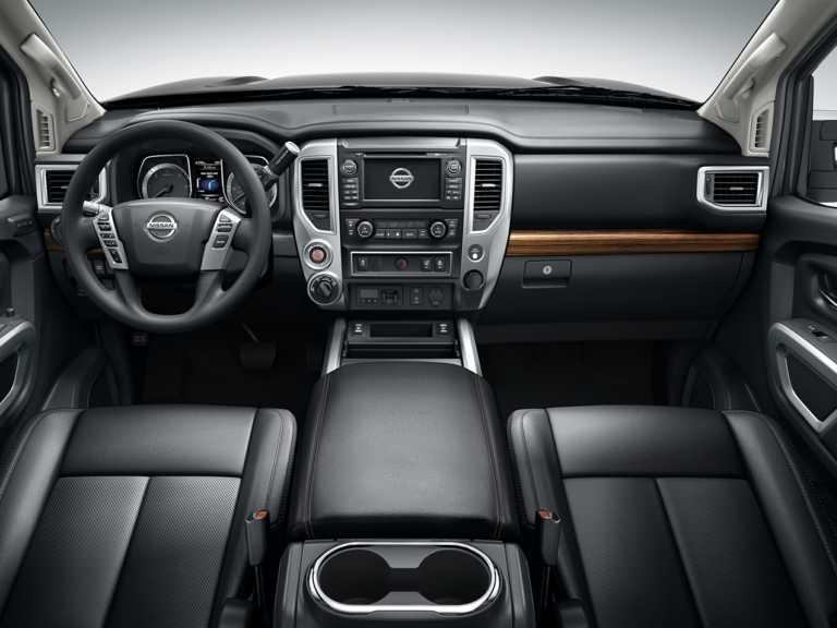 2018 Nissan Titan XD 4dr 4x2 Crew Cab 6.6 ft. box 151.6 in. WB S Diesel 1350-OEM Interior Dash Primary